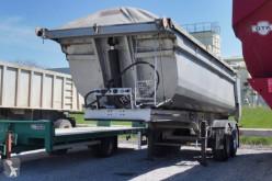 Semi remorque Galtrailer B2 - BENNE EN HARDOX benne Enrochement occasion