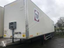 Semirremolque furgón caja polyfond Fruehauf FOURGON 3 ESSIEUX AVEC HAYON