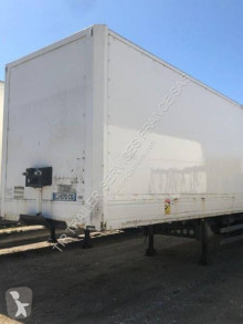 Semiremorca furgon izolat Lecitrailer FOURGON 2 ESSIEUX AVEC PORTE RELEVABLE