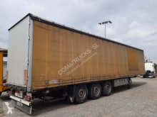 Semi remorque Schmitz Cargobull TAUTLINER rideaux coulissants (plsc) occasion