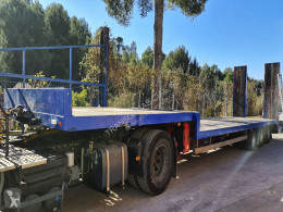 Leciñena SRE-3ED semi-trailer used