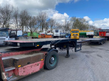 Broshuis heavy equipment transport semi-trailer 31N5-EU - 3 AS - BED: 9,25 + 6,80 METER