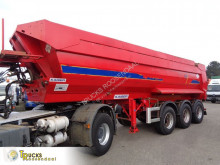 Kaiser S3803AB + Kipper + semi-trailer used tipper