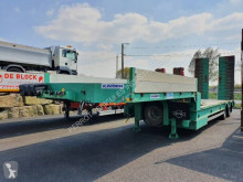 Kaiser heavy equipment transport semi-trailer PORTE ENGINS