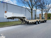 ACTM heavy equipment transport semi-trailer Lowbed 70000 KG, B 2.98 + 2 x 0.25 mtr, 3.5 inch kingpin