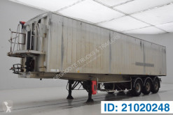 Robuste Kaiser tipper semi-trailer 56 cub in alu