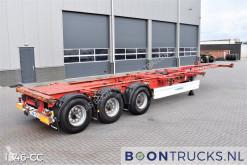 Krone SD semi-trailer used container