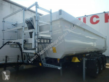Schmitz Cargobull 3 Achs Kipper SKI24 7,2, 24m³, Liftachse Auflieger gebrauchter Kipper/Mulde