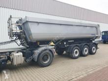 Semi remorque benne Schmitz Cargobull SKI 24 SL 7.2 24 SL 7.2 Stahlmulde ca. 24m³, Liftachse