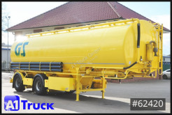 Feldbinder Welgro 90WSL33-24, 7 KA, 51m³, Silo Futter semi-trailer used food tanker