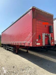 Schmitz Cargobull tautliner semi-trailer 3 essieux avec hayon