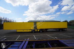 Semi remorque fourgon Van Eck LZV COMBI WITH TRAILER