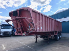 Stas 0-36/2FAK FULL STEEL KIPPER (BPW AXLES / DRUM BRAKES / FULL STEEL BODY) semi-trailer used tipper