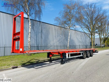 Asca open laadbak semi-trailer used flatbed