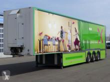 Van Eck box semi-trailer PT3ZI*2. Etagen*Hydrauliche Rampe*BPW*
