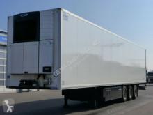 Kögel SVA24*Carrier Vectror 1550*Blumenbreite* semi-trailer used insulated