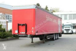 Trailer met huifzeil Kögel Standard/Edscha/Speed curtain/Fast slider/LaSi