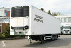 Sættevogn Chereau Carrier Vector 1850MT/Strom/Bi-Temp/SAF/FRC 2022 køleskab brugt