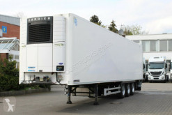 Lamberet Carrier Vector 1850MT/Strom/Bi-Temp/Lift.A/FR semi-trailer used refrigerated