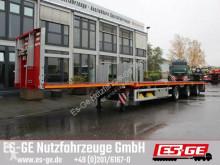 Faymonville flatbed semi-trailer 3-Achs-Megatrailer - doppelt tele