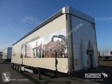Semirimorchio Schmitz Cargobull Curtainsider Mega Getränke trasporto bibite usato