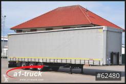 Kögel SN Mega, BPW Achse, Hubdach, TÜV 07/2021 semi-trailer used tarp