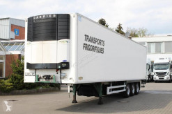 Chereau multi temperature refrigerated semi-trailer Chereau Tiefkühlauflieger Bi-Temperatur / Multi Temperatur