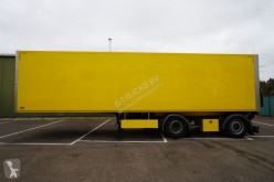 Van Eck box semi-trailer LZV TRAILER CLOSED BOX