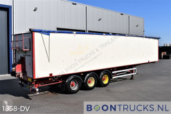 Semi remorque déchargeur automatique Happy Trailer SK 40 | ONDERLOSSER 52 M³ * LIFTAS * STUURAS