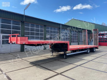 Semiremorca Semi Dieplader + Ramps | Flatbed 8m transport utilaje second-hand