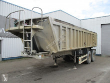 Trailer Trailor Spring Suspension alu Tipper, Drum Brakes tweedehands kipper
