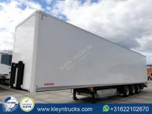 Kögel S24-3/VH1/3E11 mega saf disc liftax semi-trailer used box