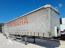 Margaritelli tautliner semi-trailer SEMIRIMORCHIO, CENTINATO FRANCESE, 3 assi