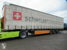 Sættevogn Berger SAPL 24 LTN, Trapezverbreiterung am Heck, 3,20 m palletransport brugt