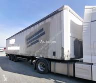 Kögel tautliner semi-trailer SN 24 Pritsche / Plane Textil SAF Edscha