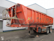 Trailer kipper Trailor S332EN1L , , 8 tyres , Steel Tipper , Drum brakes , Spring suspension