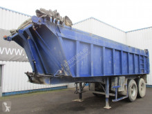 Fruehauf tipper semi-trailer Benalu , ALU Tipper , , 4 tyres , Drum brakes , Spring suspension