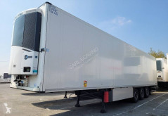 Schmitz Cargobull semi-trailer used multi temperature refrigerated