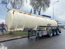 Trailer Panissars Chemie 22860 liters, 3 compartments tweedehands tank
