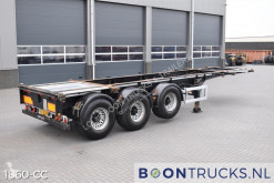 Renders ROC 16.27 CC | 20-30ft * DISC BRAKES * APK/ADR 10-2021 semi-trailer used container