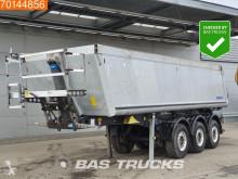 Semi remorque benne Schmitz Cargobull SGF*S3 27m3 Alu Kipper Liftachse Alu-felgen