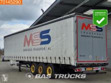 Kögel tautliner semi-trailer S24-1 SAF Edscha