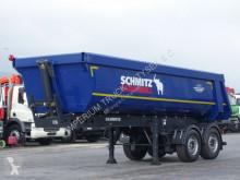 Yarı römork damper Schmitz Cargobull TIPPER 25 M3 /WHOLE STEEL / 2 AXES / SAF /