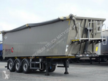 Semi remorque benne Feber INTER CARS 50 M3 / WEIGHT: 6100 KG / FLAP-DOORS/
