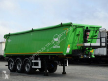 Wielton TIPPER 33 M3 / WEIGHT: 5 800 KG / ALUMINIUM MULD semi-trailer used tipper