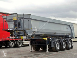 Semirremolque volquete Stas TIPPER 25 M3/WHOLE STEEL/PERFECT/LIFT AXLE /2019