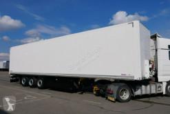 Semitrailer transportbil dubbelvånings Schmitz Cargobull SKO 24/ DOPPELSTOCK / ZURRLEISTE /FP25