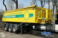 Trailer kipper Carnehl CHKS/A, Alu, 23m³, Liftachse, Rollplane, BPW