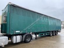 Trailer Schuifzeilen Schmitz Cargobull - 2x LIFT AXLE - TAILLIFT / LBW / HAYON / LAADKLEP - ANTI DIEFSTAL / ANTI-THEFT / ANTI VOL