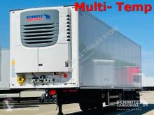 Semi remorque Schmitz Cargobull Tiefkühler Multitemp Doppelstock isotherme occasion